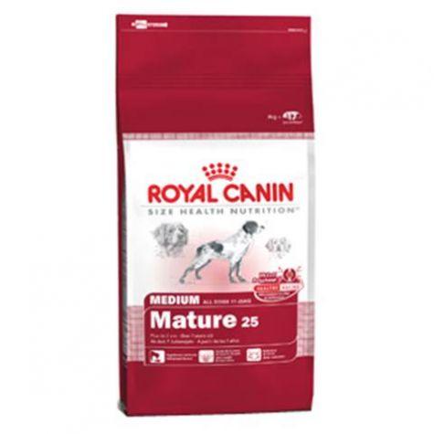 ROYAL CANIN MEDIUM ADULT 7+ 4 KG