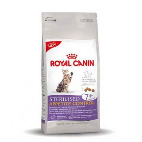 ROYAL CANIN STERILISED APPETITE CONTROL 7+ 1500 GRAM