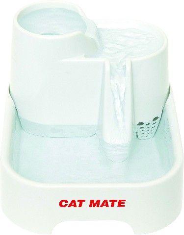 CATMATE DRINKFONTEIN 335 WIT