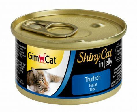 GIMCAT SHINYCAT IN JELLY TONIJN, 70 G