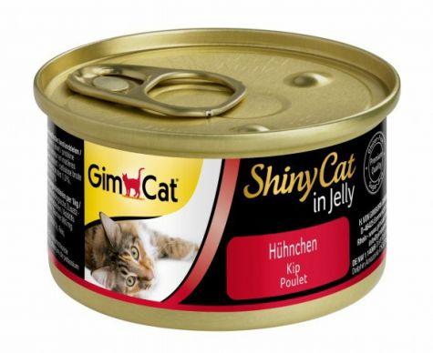 GIMCAT SHINYCAT IN JELLY KIP, 70 G