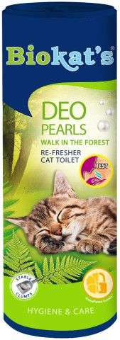 BIOKAT'S DEO PEARLS WALK IN THE FOREST, 700 G