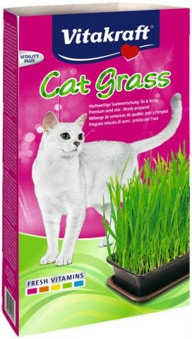 VITAKRAFT CAT GRASS, 120 GR