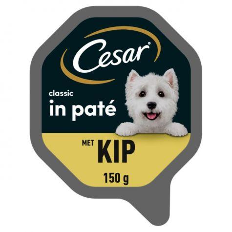 CESAR CLASSIC KIP KUIPJE 150 G