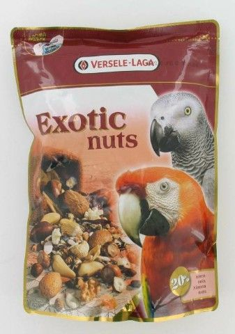 PAP. EXOTIC NUTS 750 GR.
