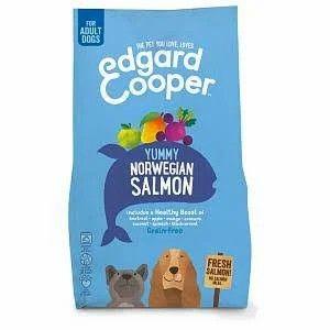 EDGAR&C ADULT ZALM 2,5 KG