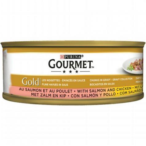 GOURMET GOLD ZALM/KIP