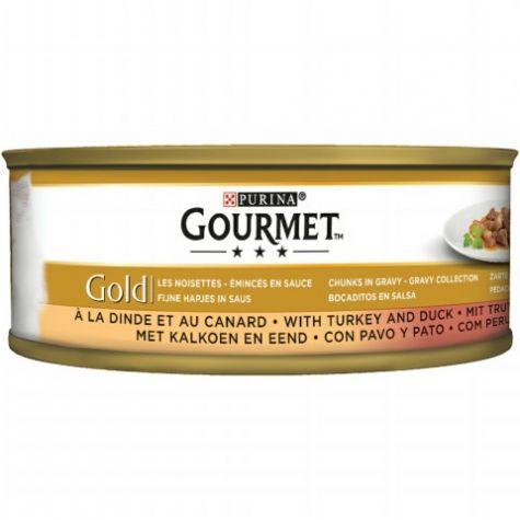 GOURMET GOLD KALKOEN/EEND