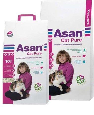 ASAN CAT PURE 10 LITER