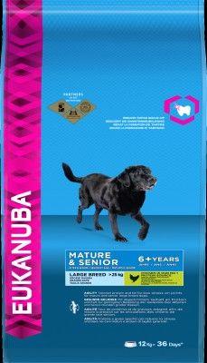 EUKANUBA DOG THRIVING MATURE LARGE BREED12 KG