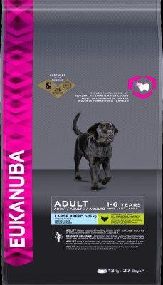 EUKANUBA DOG ACTIVITY ADULT LARGE BREED12 KG