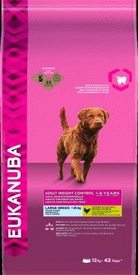 EUKANUBA DOG ADULT WEIGHT CARE LARGE BREED 12KG