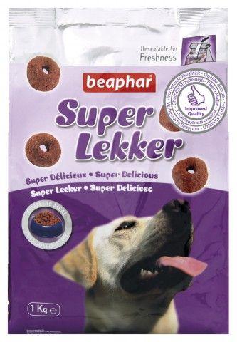 BEAPHAR SUPER LEKKER HOND 1KG