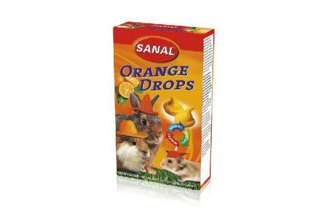 SANAL ORANGE DROPS 45G