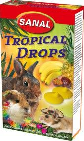 SANAL TROPICAL DROPS 45G