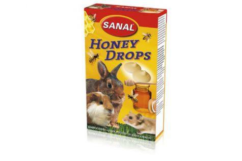 SANAL HONEY DROPS KNAAGDIER 45GR