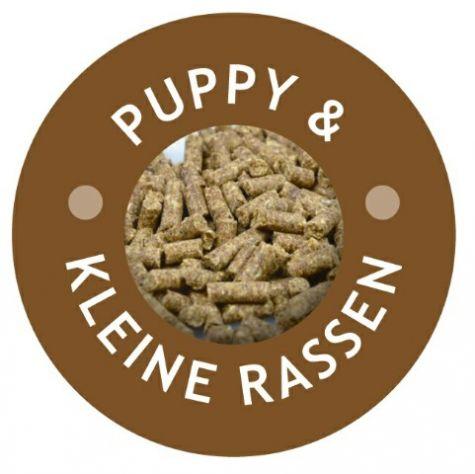 CARNIS BROK PUPPY-KLEINE RASSEN - KIP-RUND 5 KG