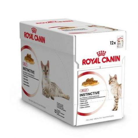 ROYAL CANIN DS.12 INSTINCTIVE IN JELLY 12 X 85 GRAM