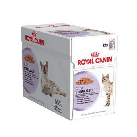 ROYAL CANIN DS.12 STERILISED 12 X 85 GRAM